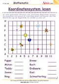 Raumorientierung - Bastelideen | Mathematik | Geometrie