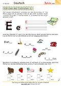 Schreibübungen A - Z | Aduis