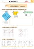 fl cheninhalt bastelideen mathematik geometrie. Black Bedroom Furniture Sets. Home Design Ideas