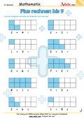 addition bastelideen mathematik rechenoperationen. Black Bedroom Furniture Sets. Home Design Ideas