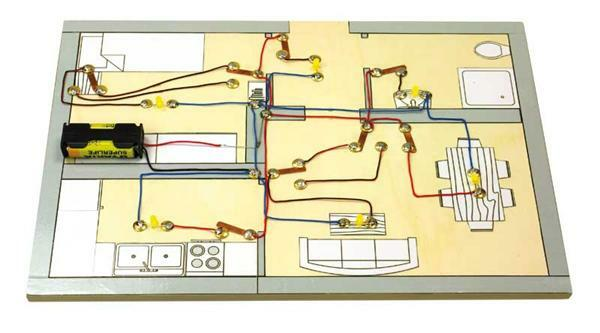 haus der 1000 technischen m glichkeiten werkpackungen elektro werkpackungen. Black Bedroom Furniture Sets. Home Design Ideas