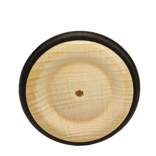 holzrad mit gummireifen bohr 4 mm 53 mm bastel rohmaterialien bastelmaterialien aus. Black Bedroom Furniture Sets. Home Design Ideas