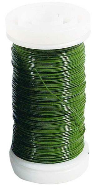 Blumendraht - Ø 0,35 mm, 100 m, grün online kaufen | Aduis