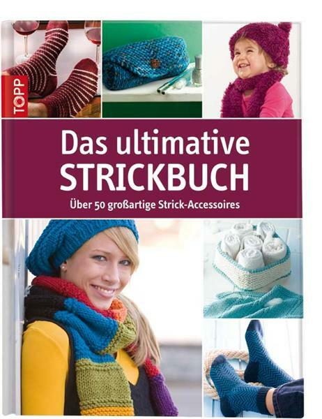 Buch - Das ultimative Strickbuch