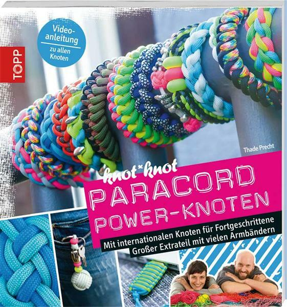Buch - Paracord Power-Knoten