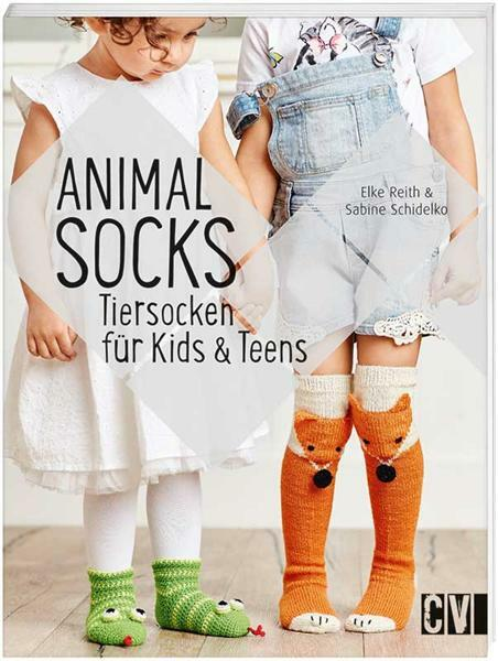 Buch - Animal Socks