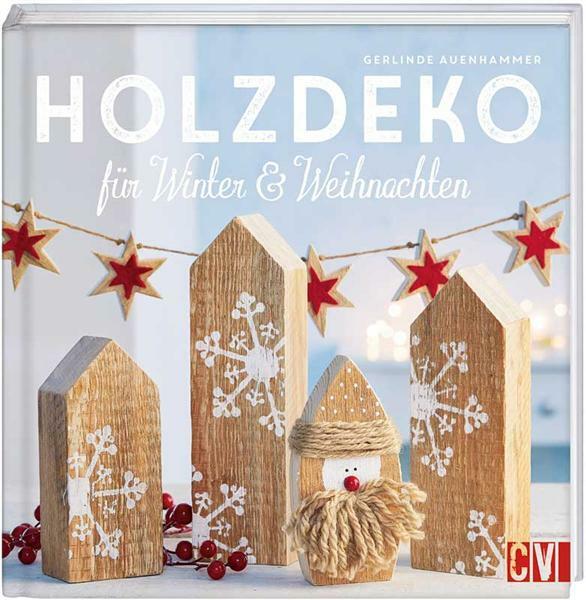 Buch - Holzdeko für Winter & Weihnachten online kaufen | Aduis