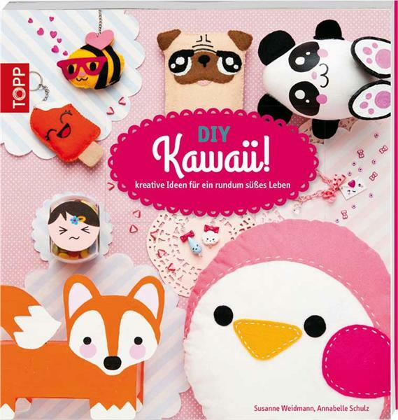 Buch - DIY Kawaii!