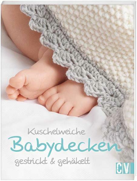 buch kuschelweiche babydecken online kaufen aduis. Black Bedroom Furniture Sets. Home Design Ideas