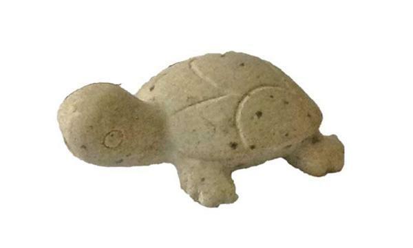 speckstein rohling, schildkröte  kreatives gestalten  ~ Spülbecken Stein