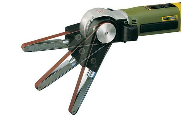 proxxon bandschleifer 230 v maschinen und ger te elektrowerkzeug. Black Bedroom Furniture Sets. Home Design Ideas