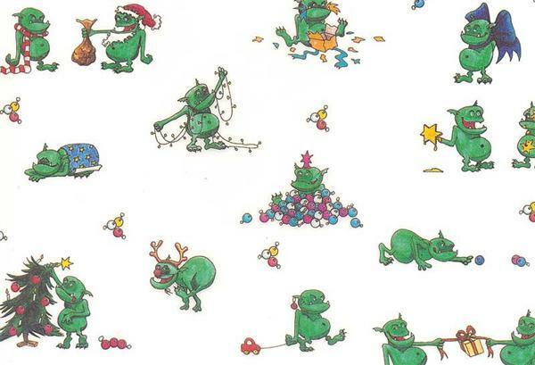 Fingerfarbe Weihnachten.Transparentpapier Weihnachten Ii