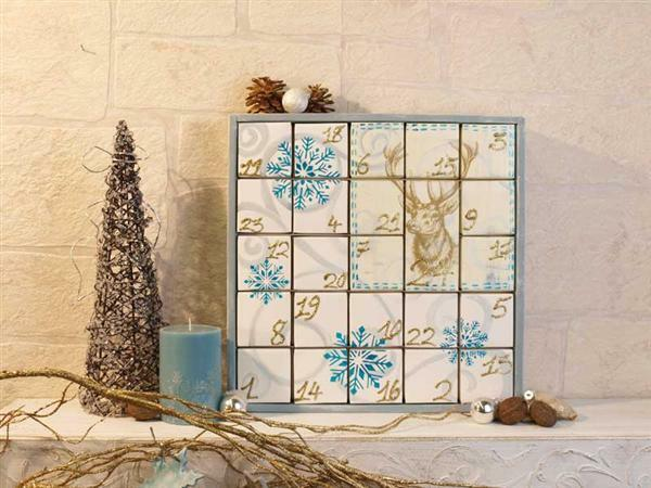 blanko puzzlebox adventskalender papier und karton