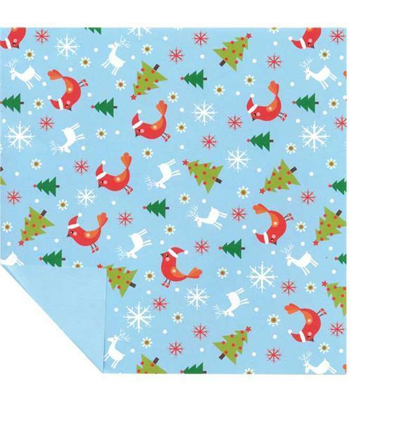 faltbl tter mit motiven 15 x 15 cm weihnachten papier und karton faltbl tter. Black Bedroom Furniture Sets. Home Design Ideas