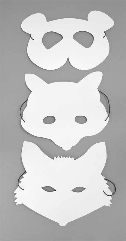 masken panda fuchs waschb r online kaufen aduis. Black Bedroom Furniture Sets. Home Design Ideas
