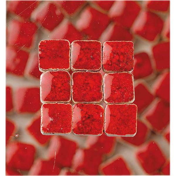 mosaik mini 10 g rubinrot kreatives gestalten. Black Bedroom Furniture Sets. Home Design Ideas