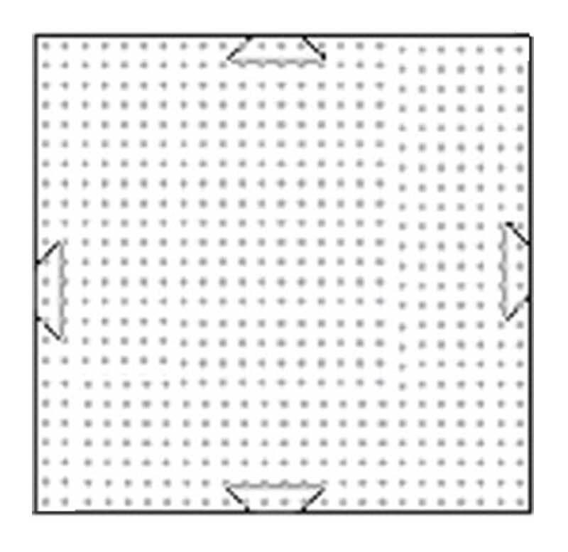 Pixel Grundplatte 6 X 6 Cm Online Kaufen Aduis