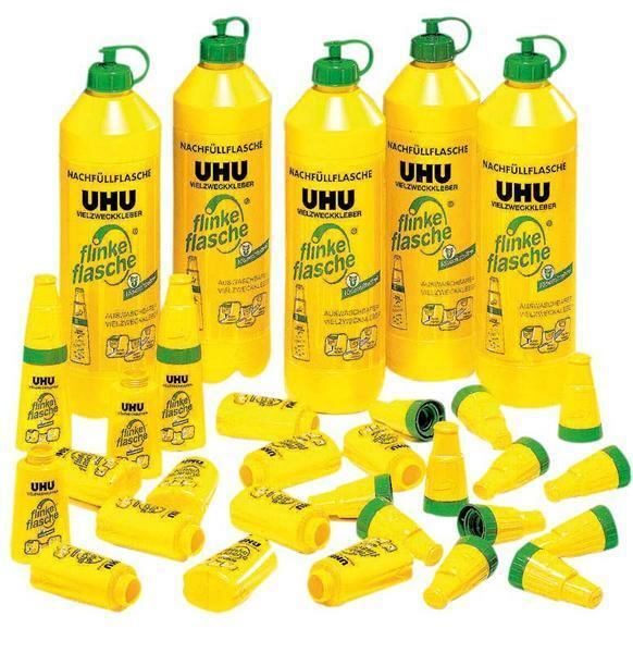Sparpaket Uhu Flinke Flasche Losemittelfrei Online Kaufen Aduis