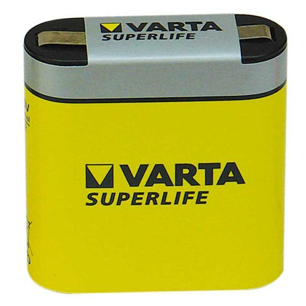 Batterie Varta 4,5 V - Superlife