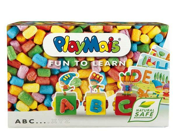 PlayMais - Fun to learn, ABC