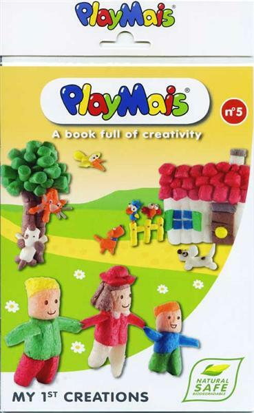 PlayMais - Buch, My first creations