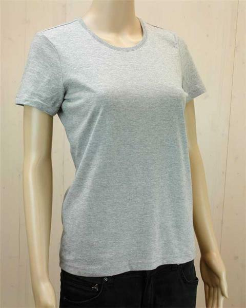 T-Shirt Damen - grau, XL