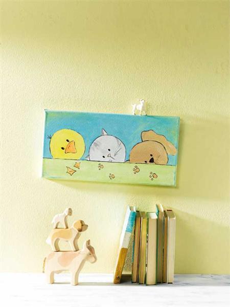 Buch - Bilder fürs Kinderzimmer online kaufen | Aduis